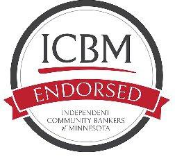 ICBM Endorsed Badge - small